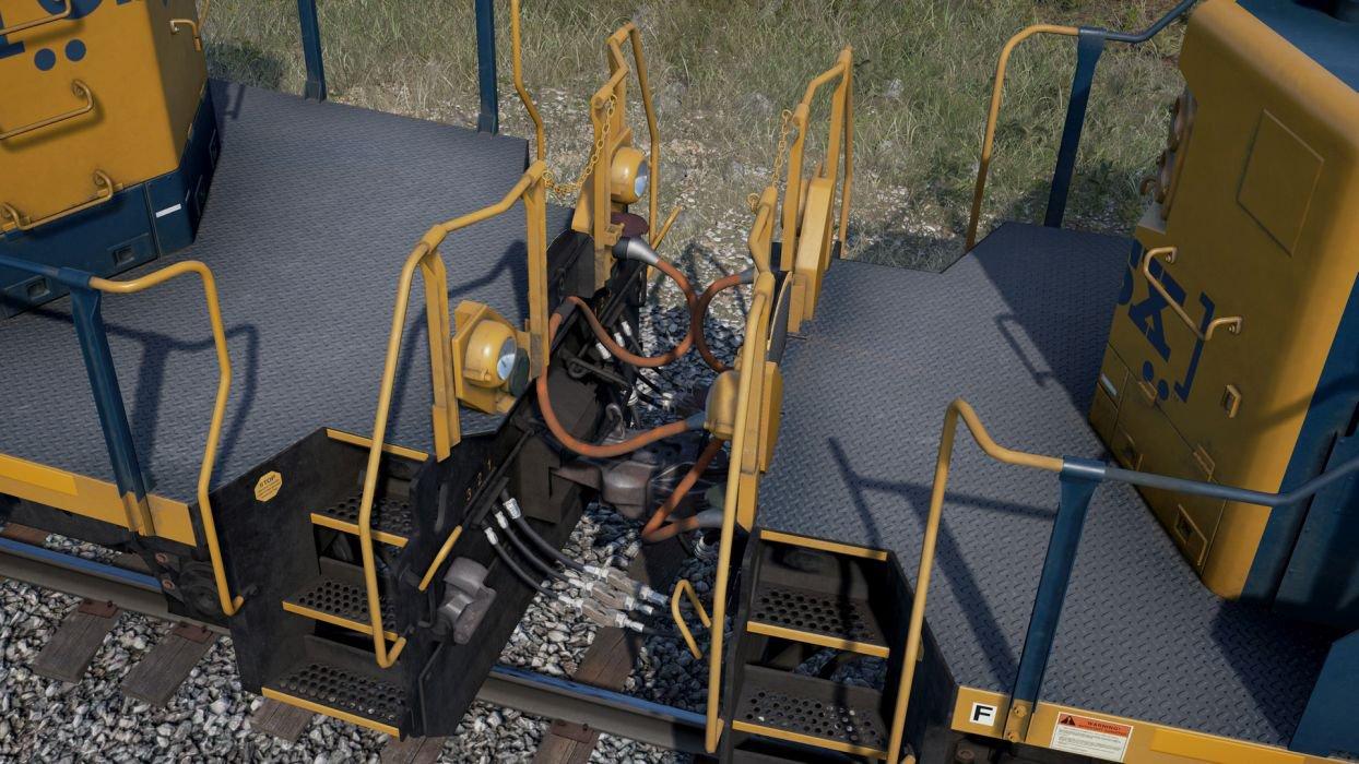 Train Sim World CSX Heavy Haul 4