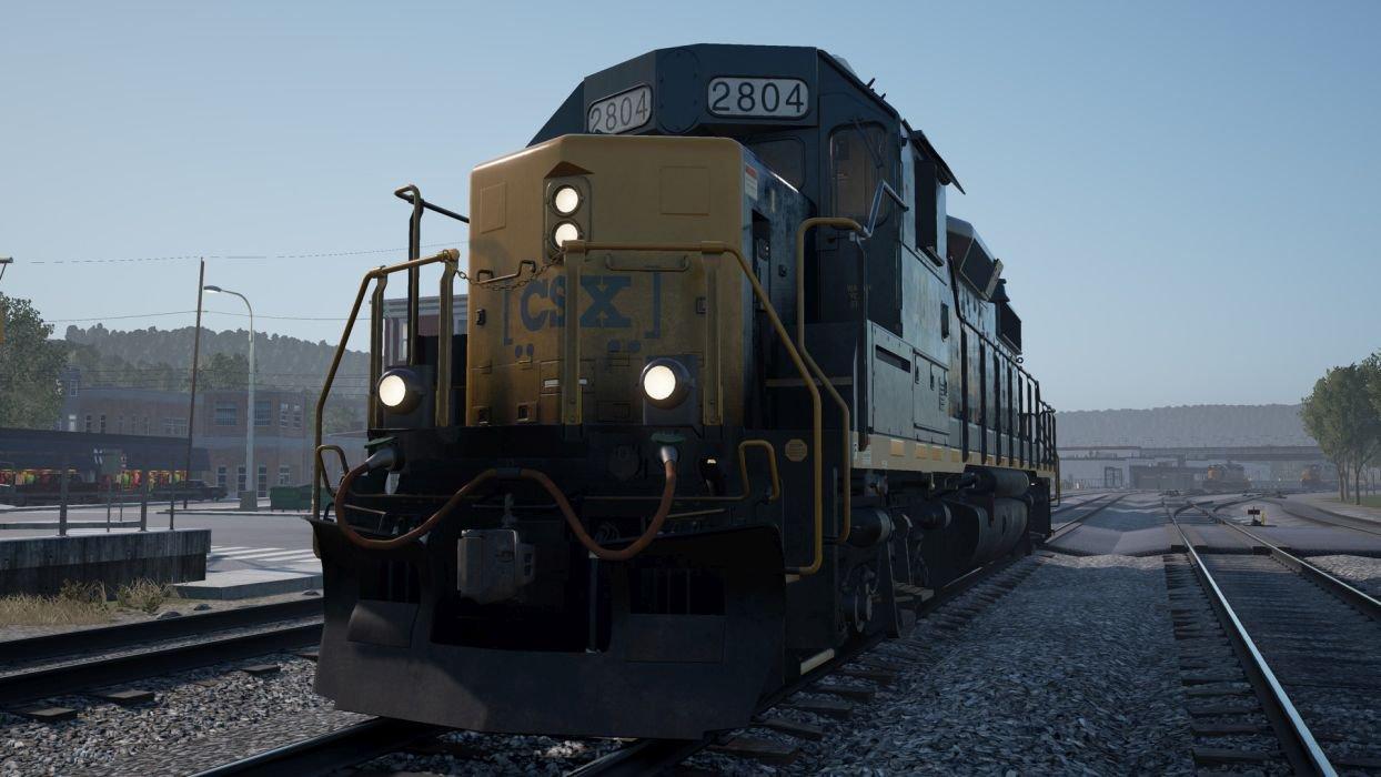 Train Sim World CSX Heavy Haul 6