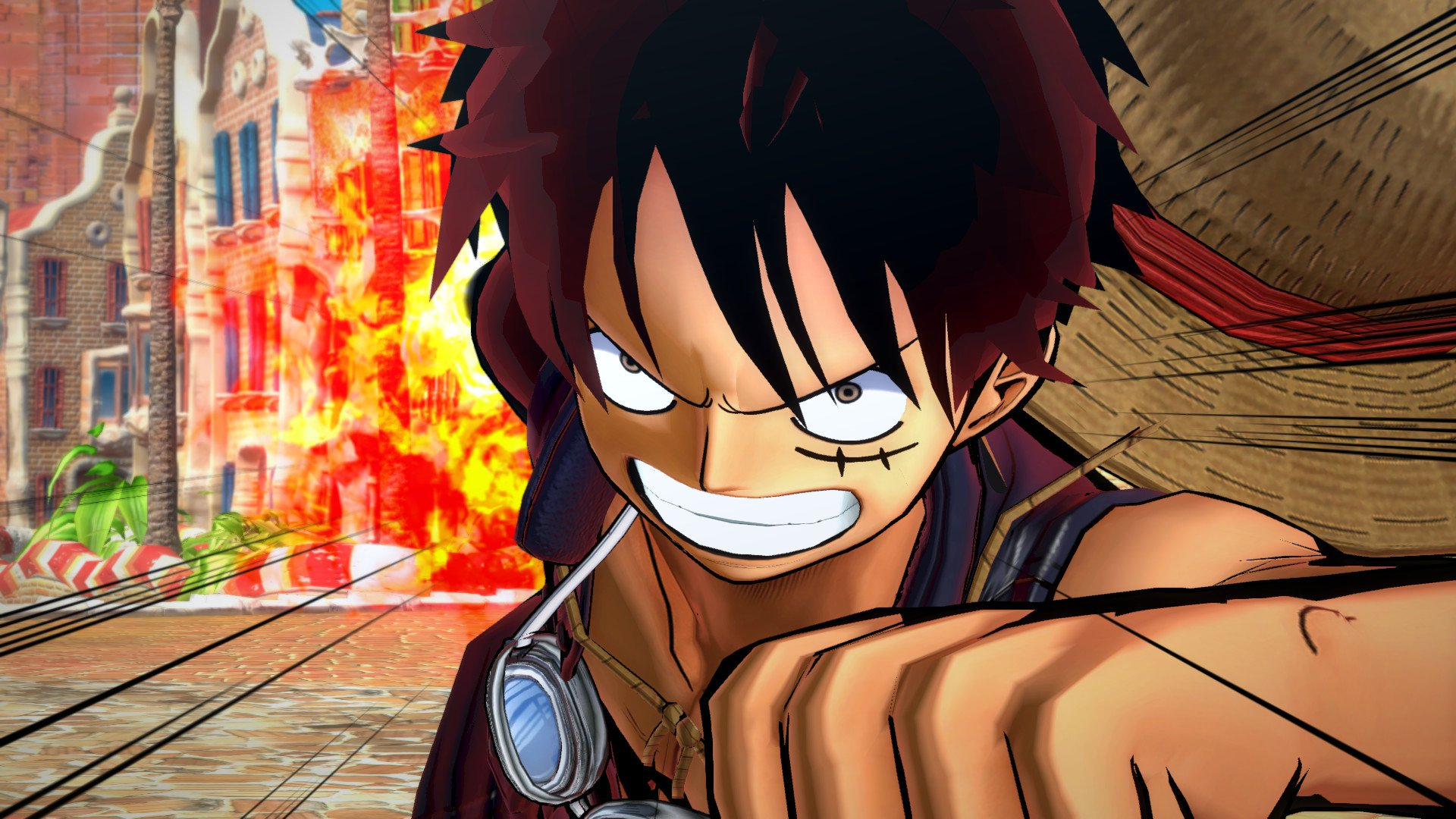 ONE PIECE BURNING BLOOD Gold Edition 2