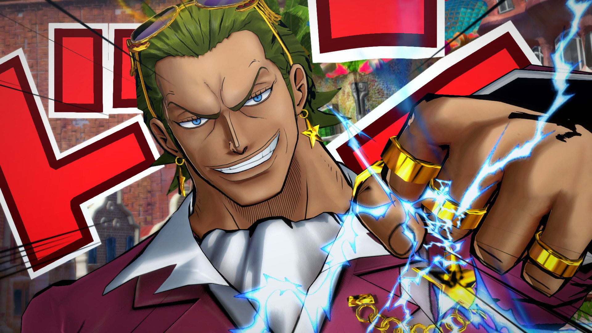 ONE PIECE BURNING BLOOD Gold Edition 4