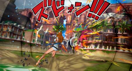 ONE PIECE BURNING BLOOD Gold Edition 3