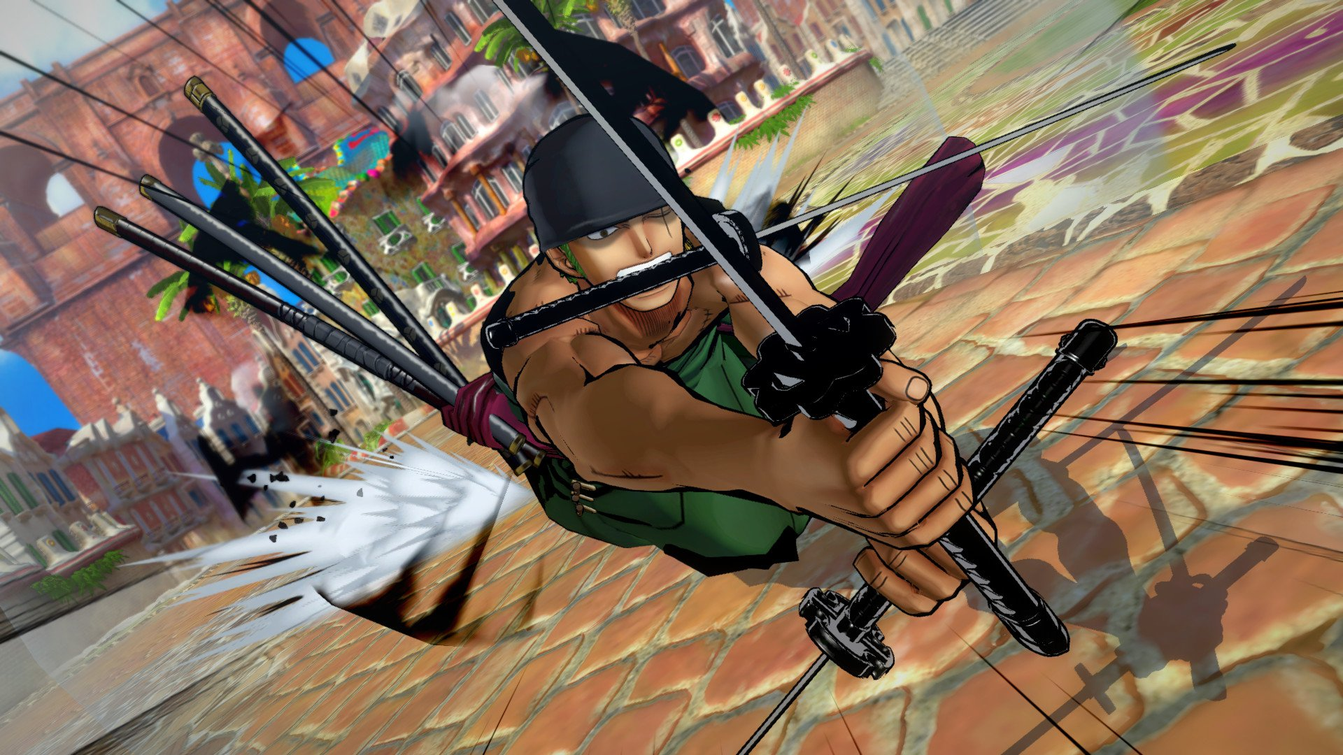 ONE PIECE BURNING BLOOD Gold Edition 8