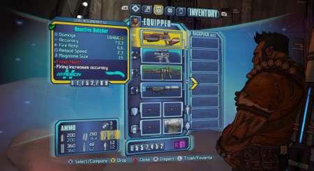 Borderlands The Pre-Sequel Ultimate Vault Hunter Upgrade Pack 4