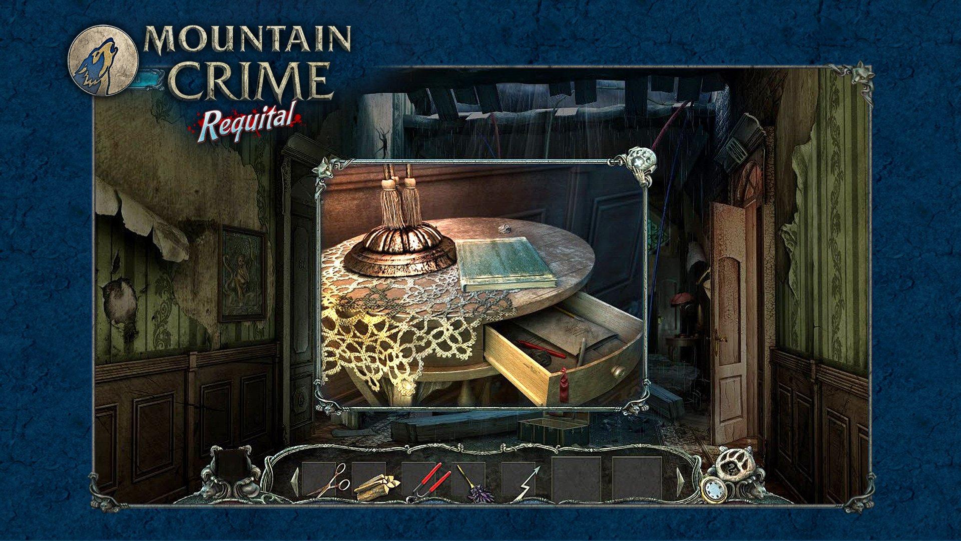 Mountain Crime Requital 6