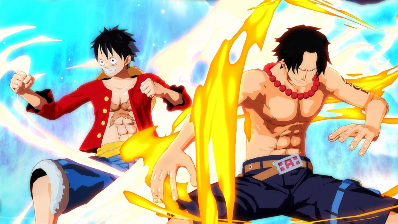 One Piece Unlimited World Red Deluxe Edition 2