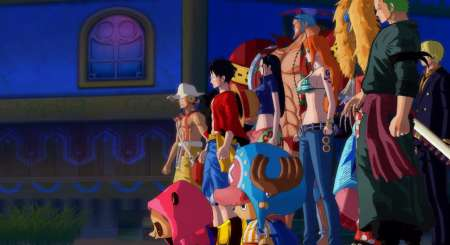 One Piece Unlimited World Red Deluxe Edition 1