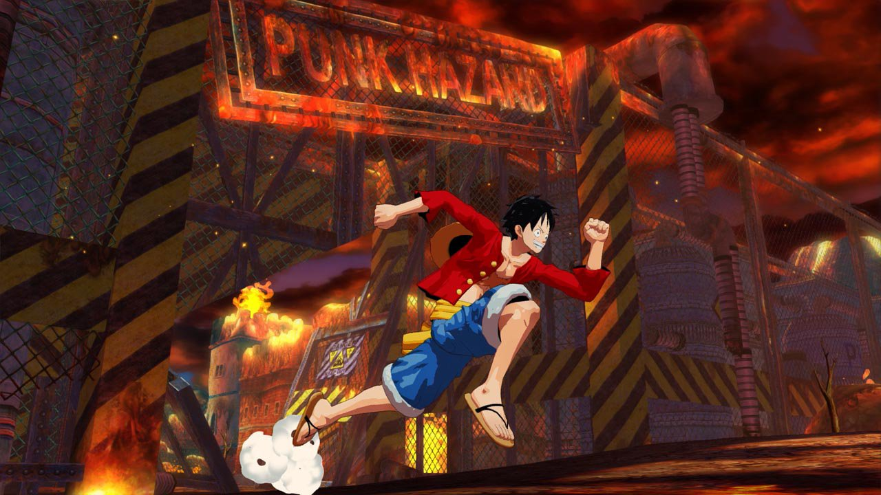 One Piece Unlimited World Red Deluxe Edition 5