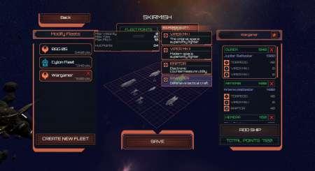 Battlestar Galactica Deadlock 7