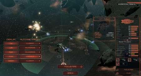 Battlestar Galactica Deadlock 8