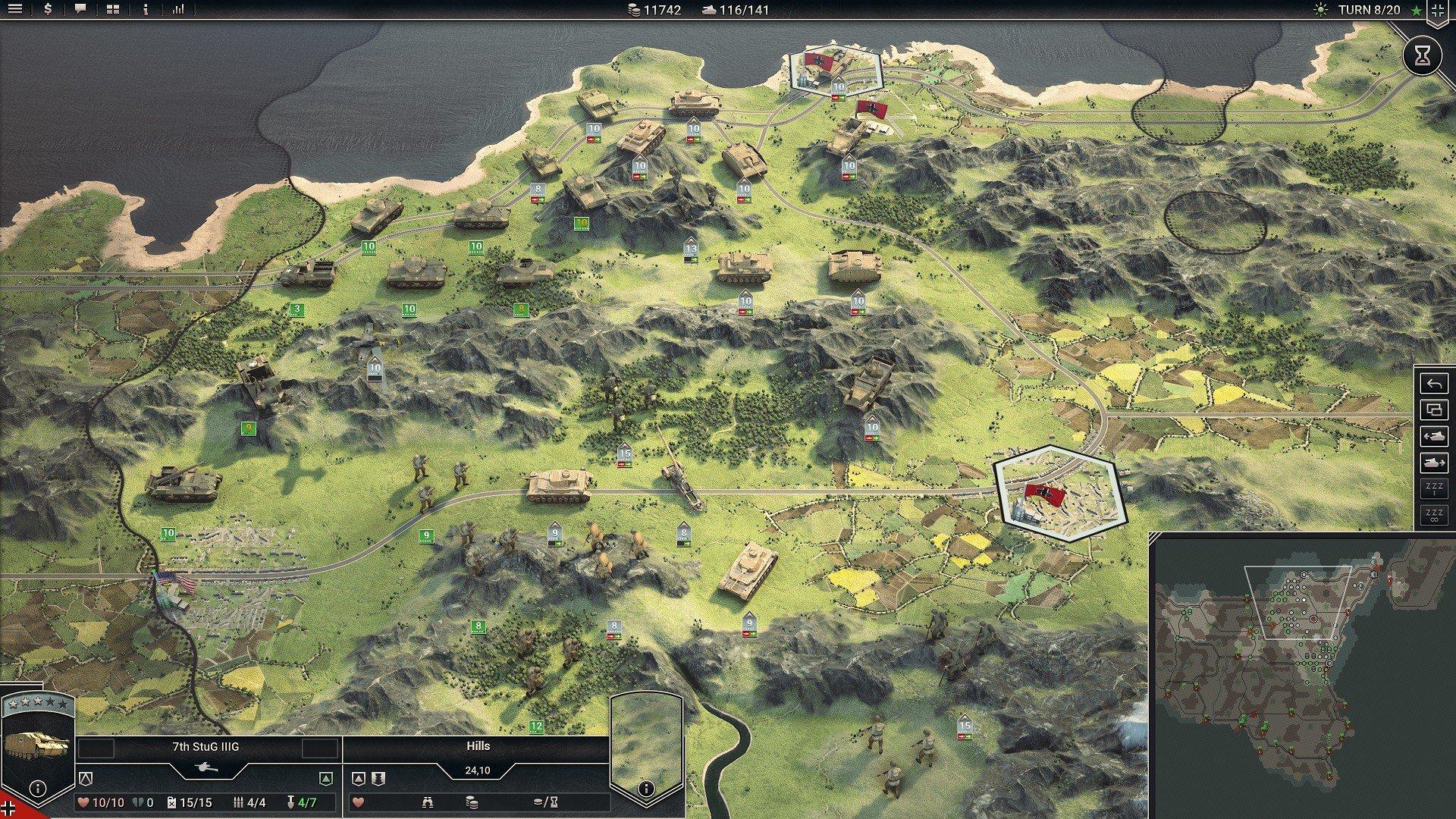 Panzer Corps 5