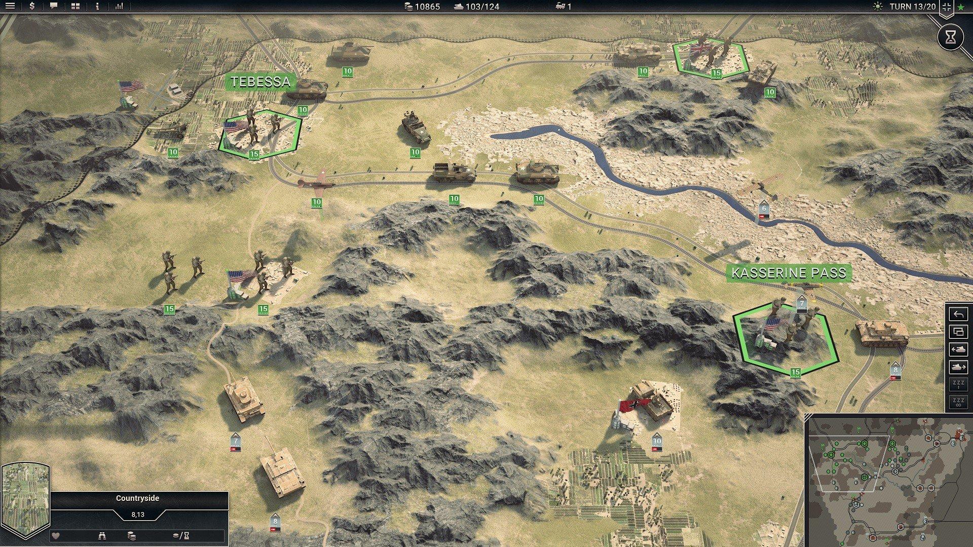 Panzer Corps 7
