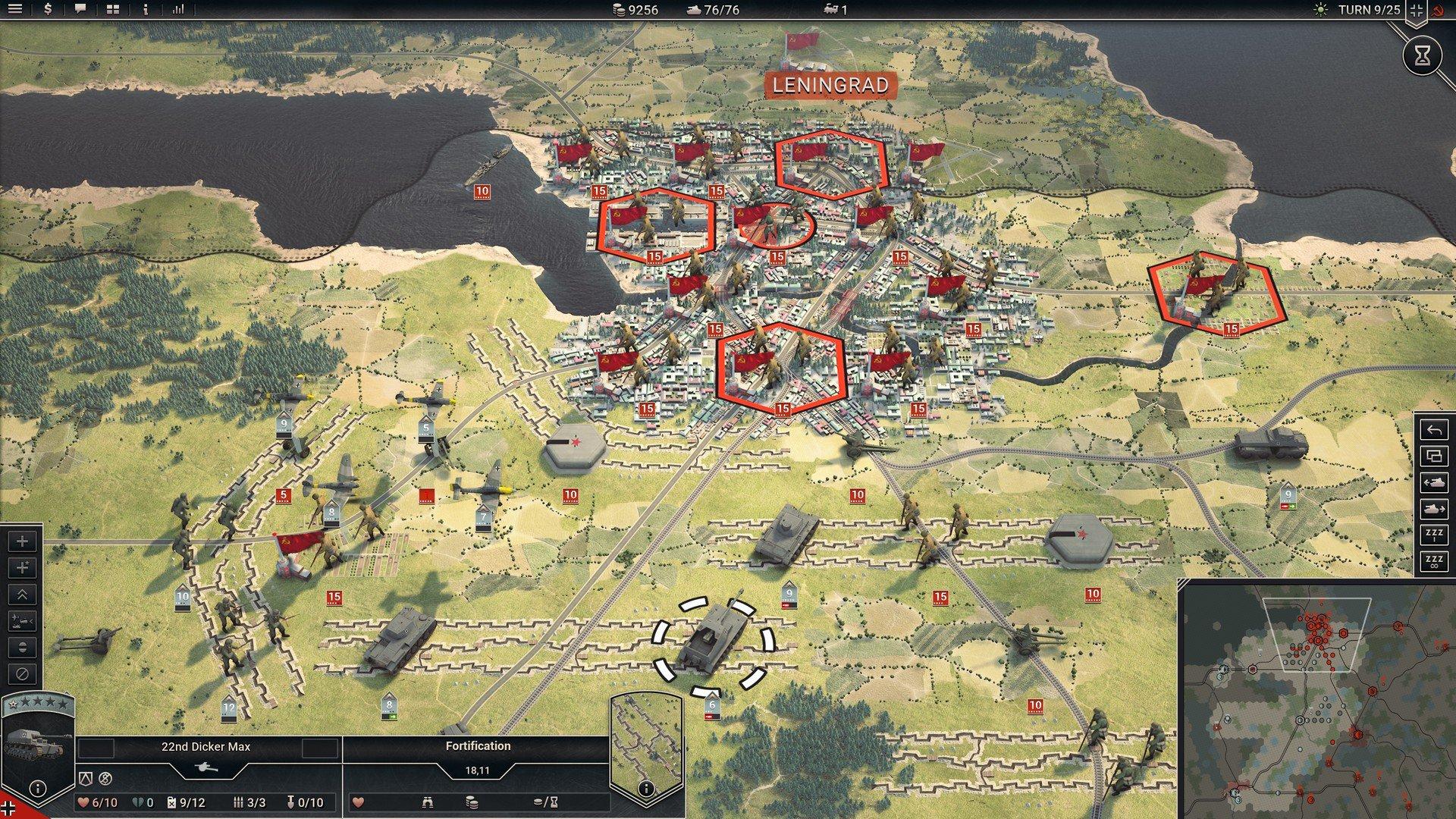 Panzer Corps 9