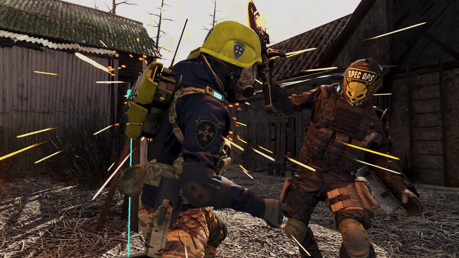 Umbrella Corps / Biohazard Umbrella Corps 9