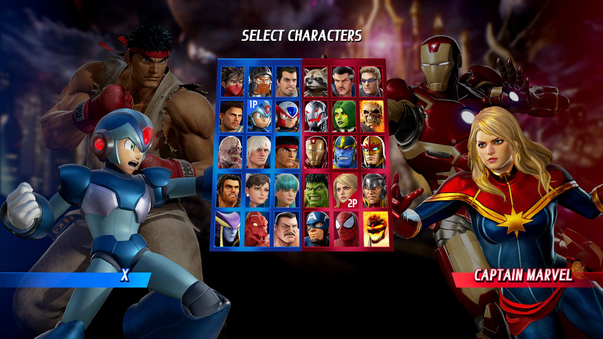 Marvel vs Capcom Infinite Deluxe Edition 10