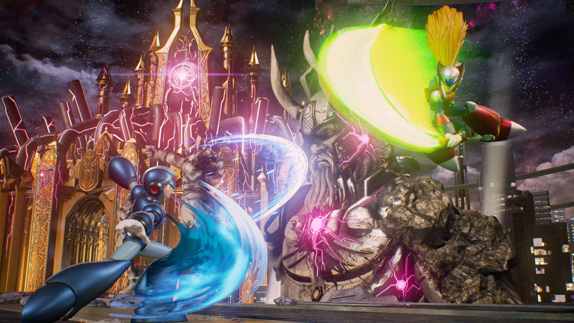 Marvel vs Capcom Infinite Deluxe Edition 3