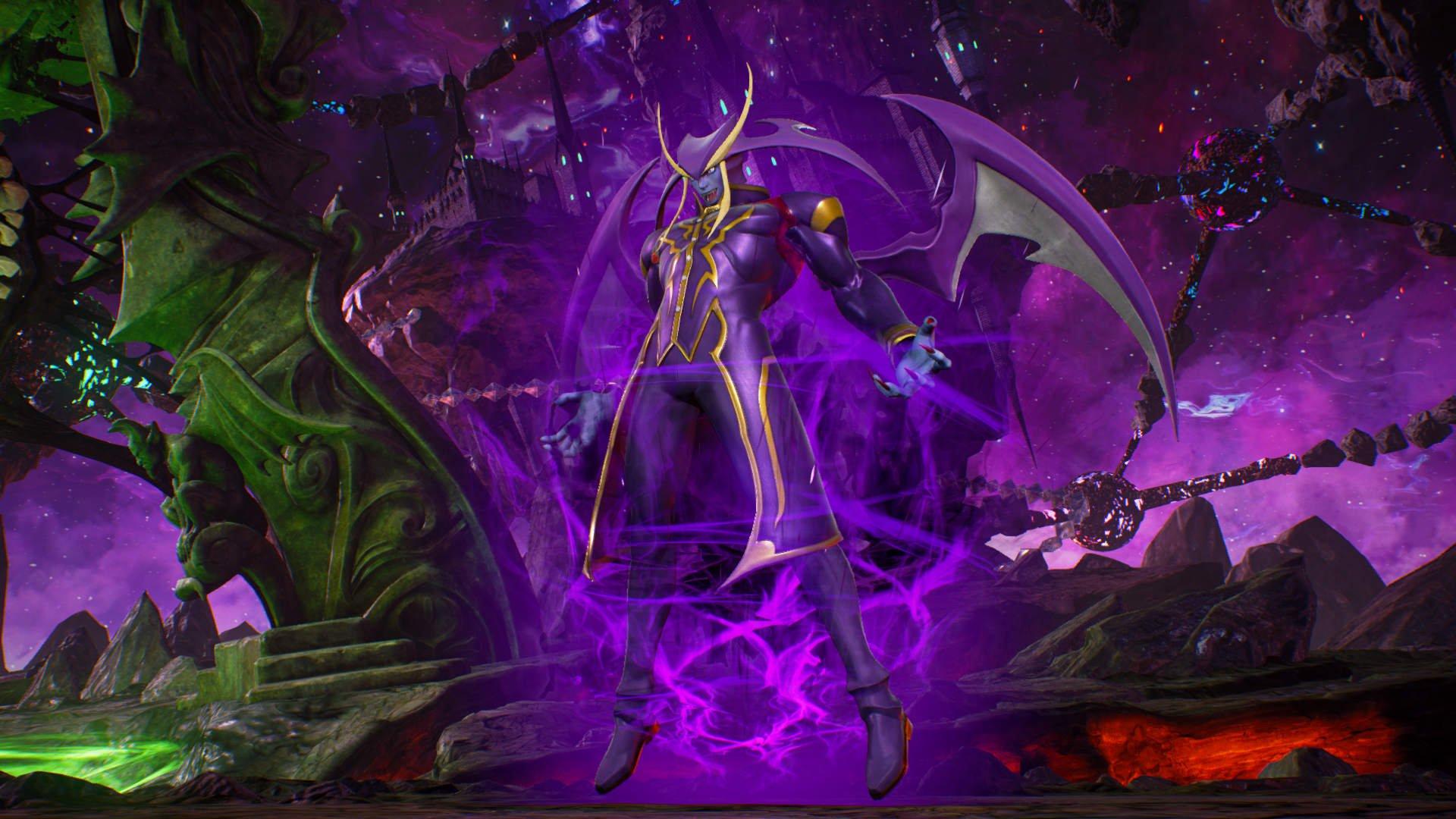 Marvel vs Capcom Infinite Deluxe Edition 6