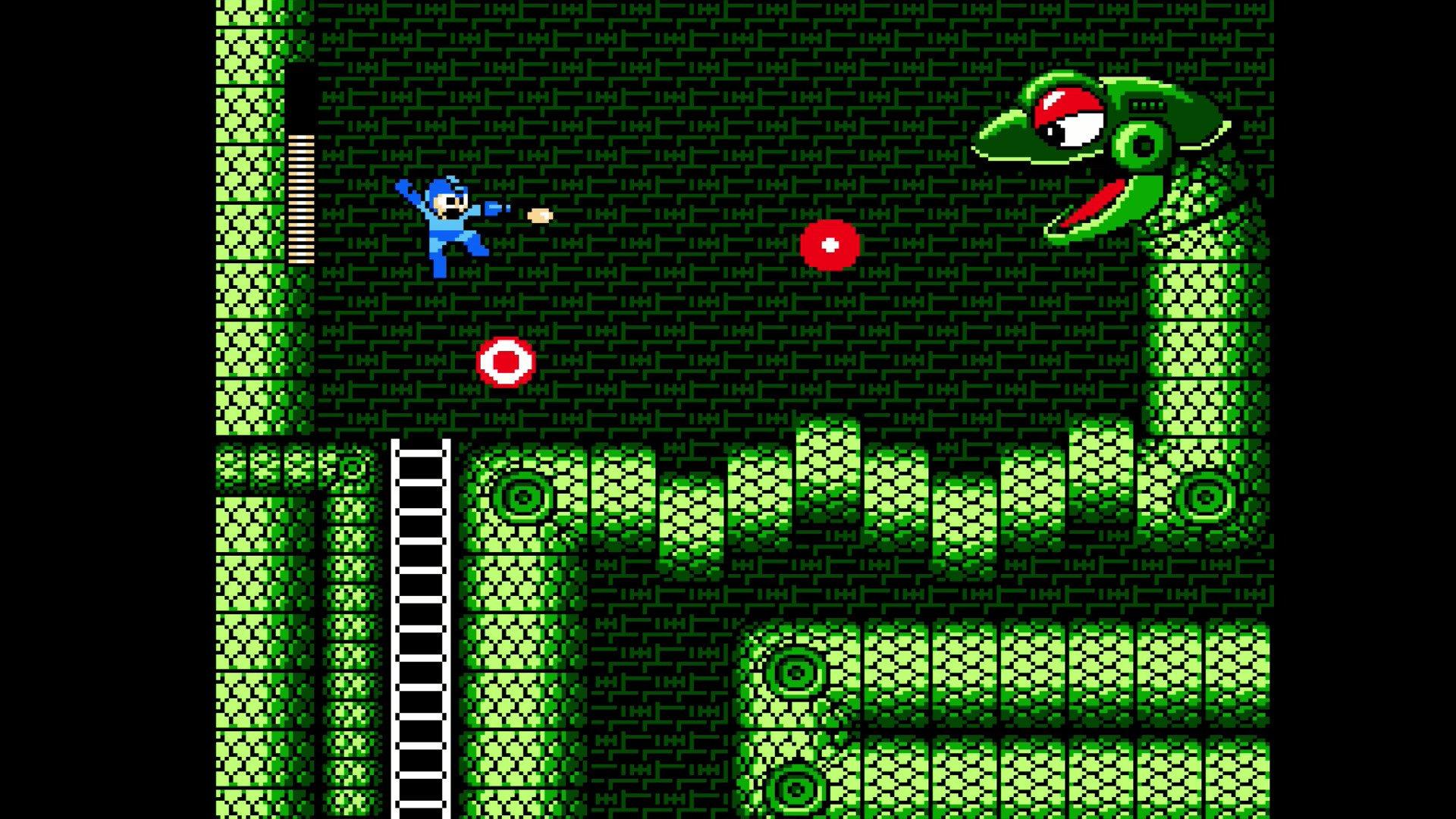 Mega Man Legacy Collection 7