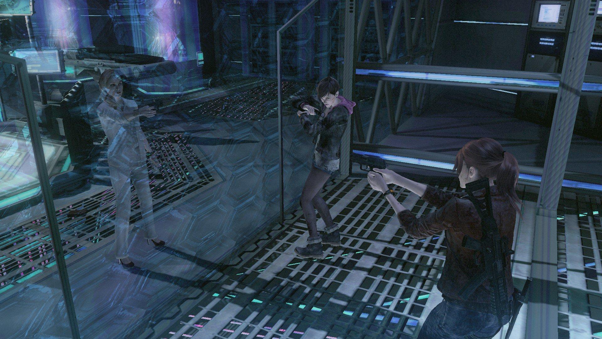 Resident Evil Revelations 2 Episode Four Metamorphosis 10