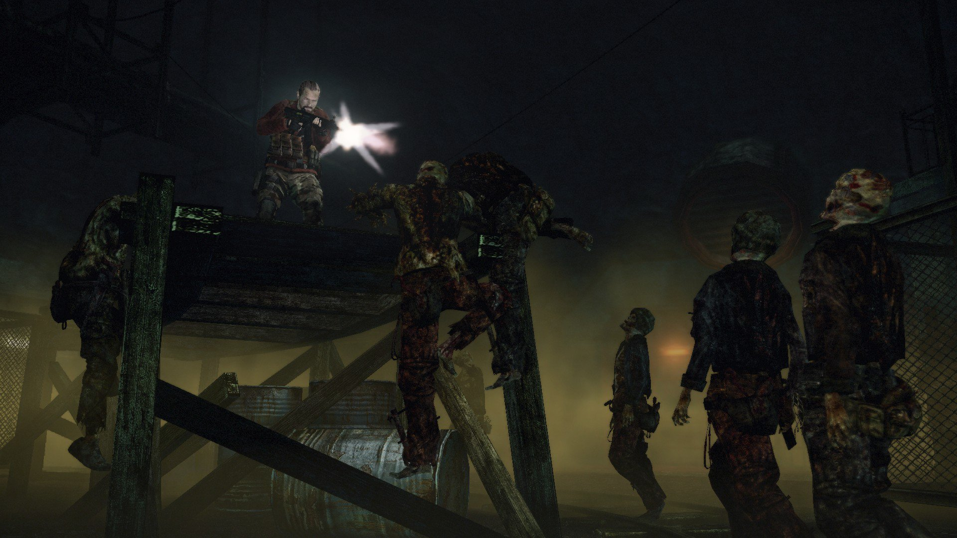 Resident Evil Revelations 2 Episode Four Metamorphosis 2