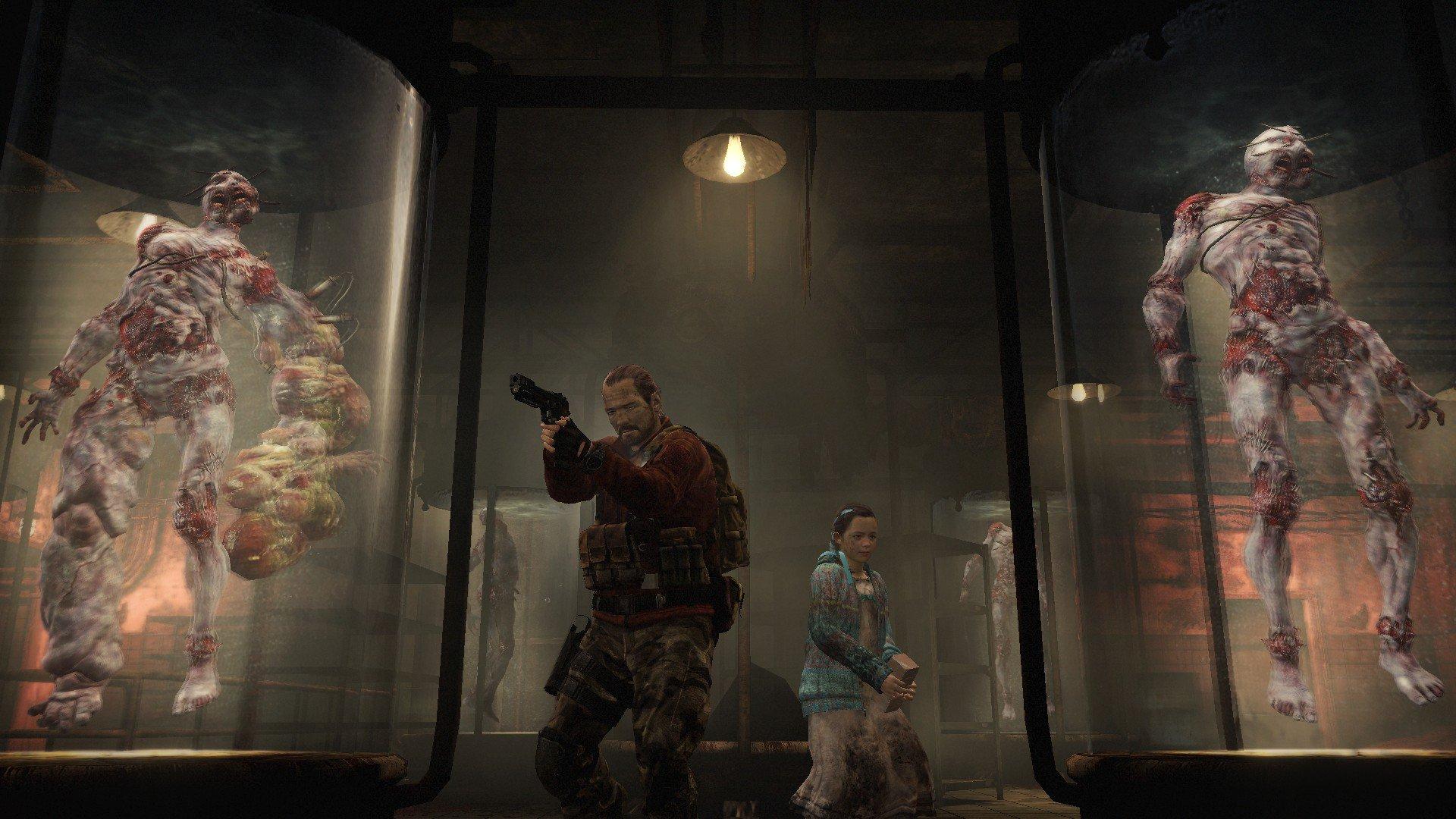 Resident Evil Revelations 2 Episode Four Metamorphosis 6