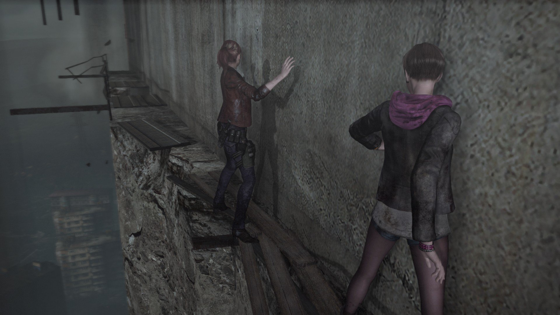 Resident Evil Revelations 2 Episode Four Metamorphosis 8
