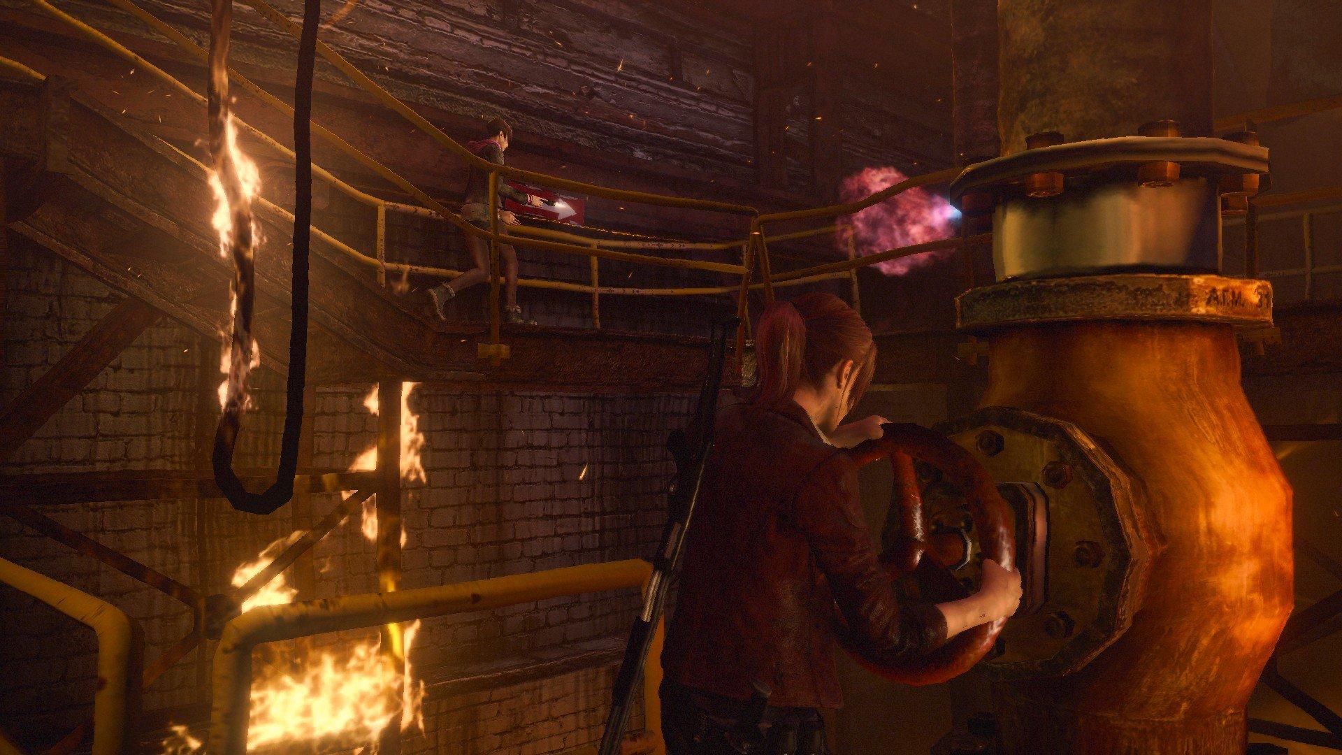 Resident Evil Revelations 2 Episode Three Judgement 11