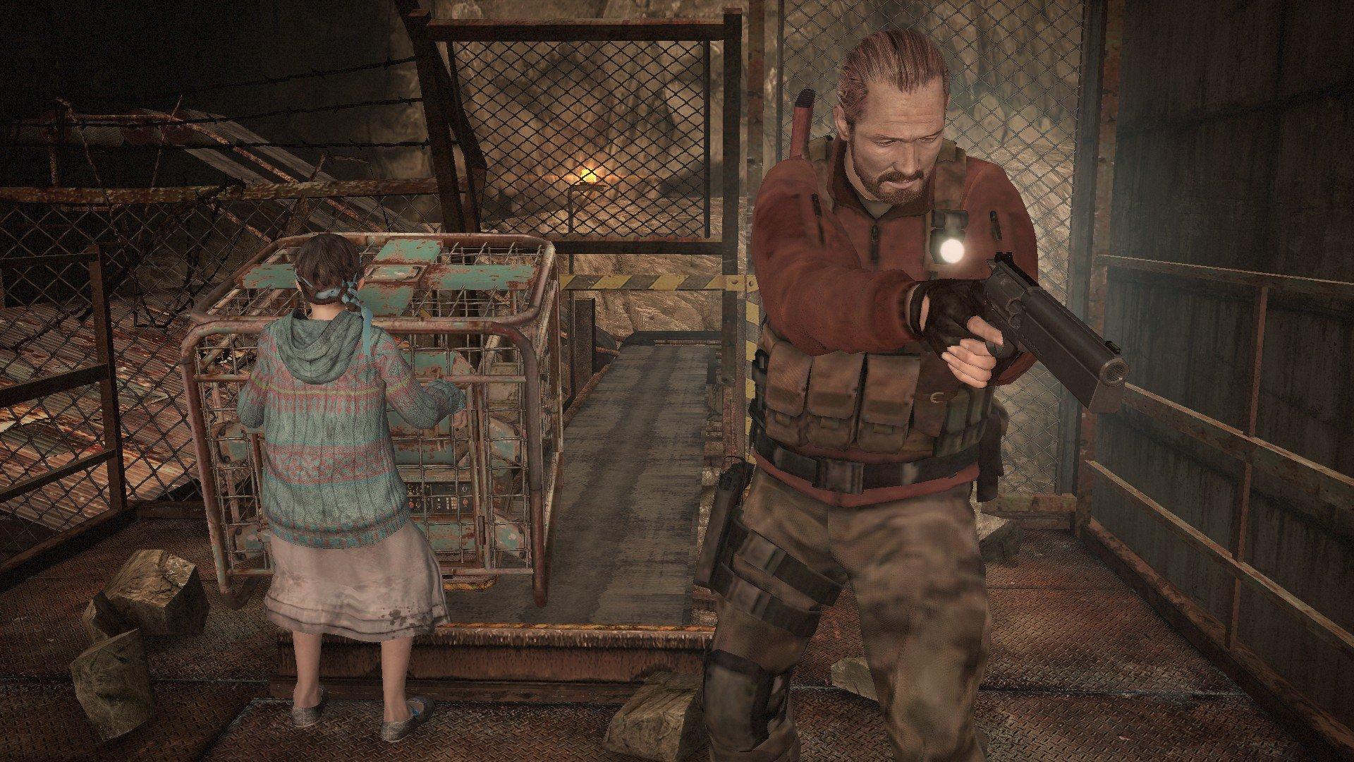 Resident Evil Revelations 2 Episode Three Judgement 6
