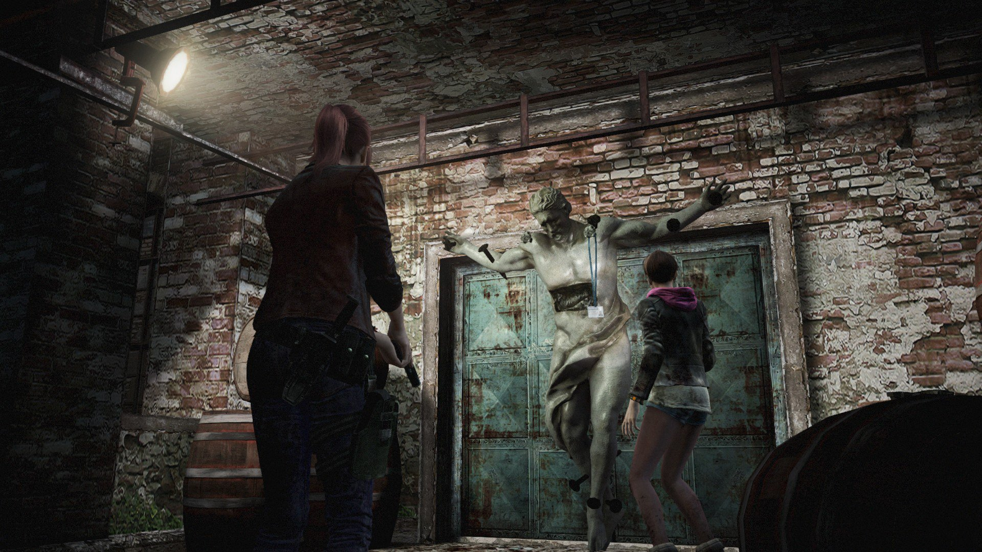 Resident Evil Revelations 2 Episode Three Judgement 8