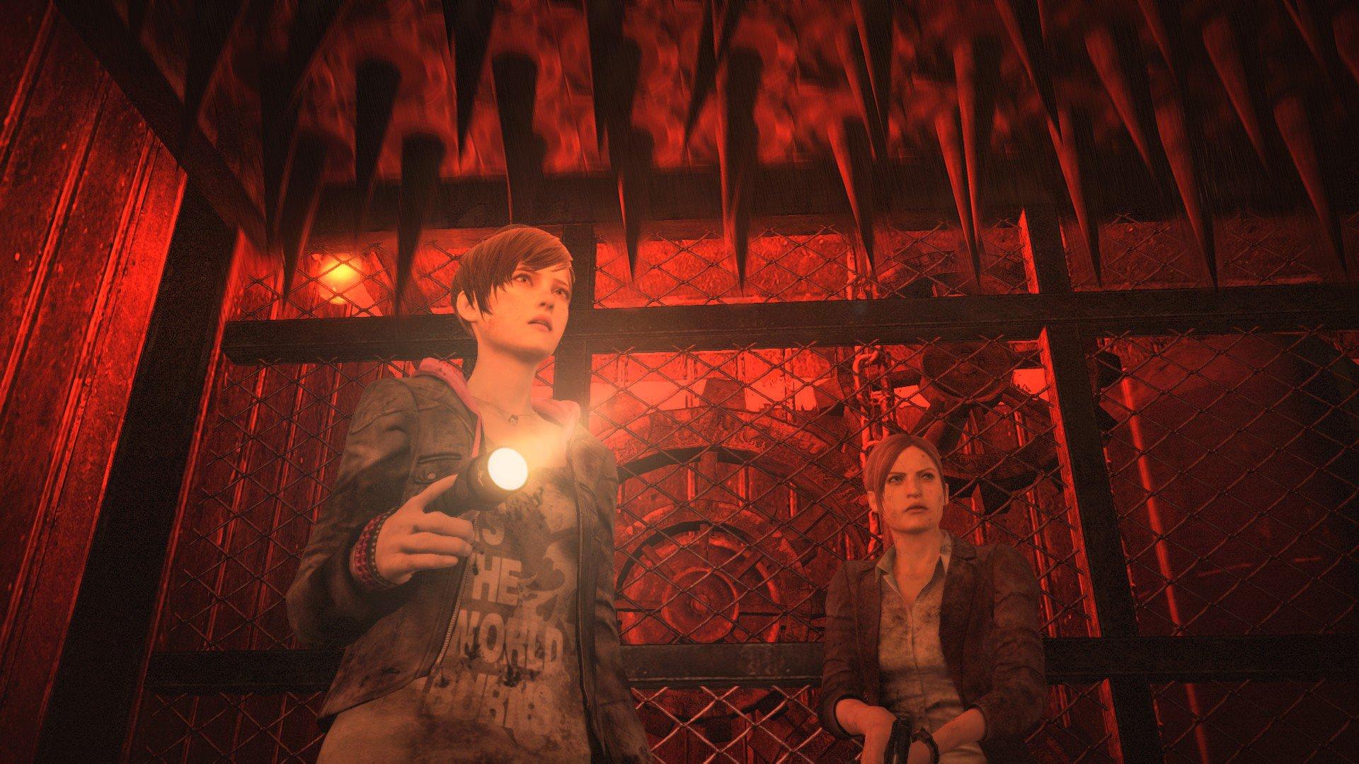 Resident Evil Revelations 2 Episode Three Judgement 9