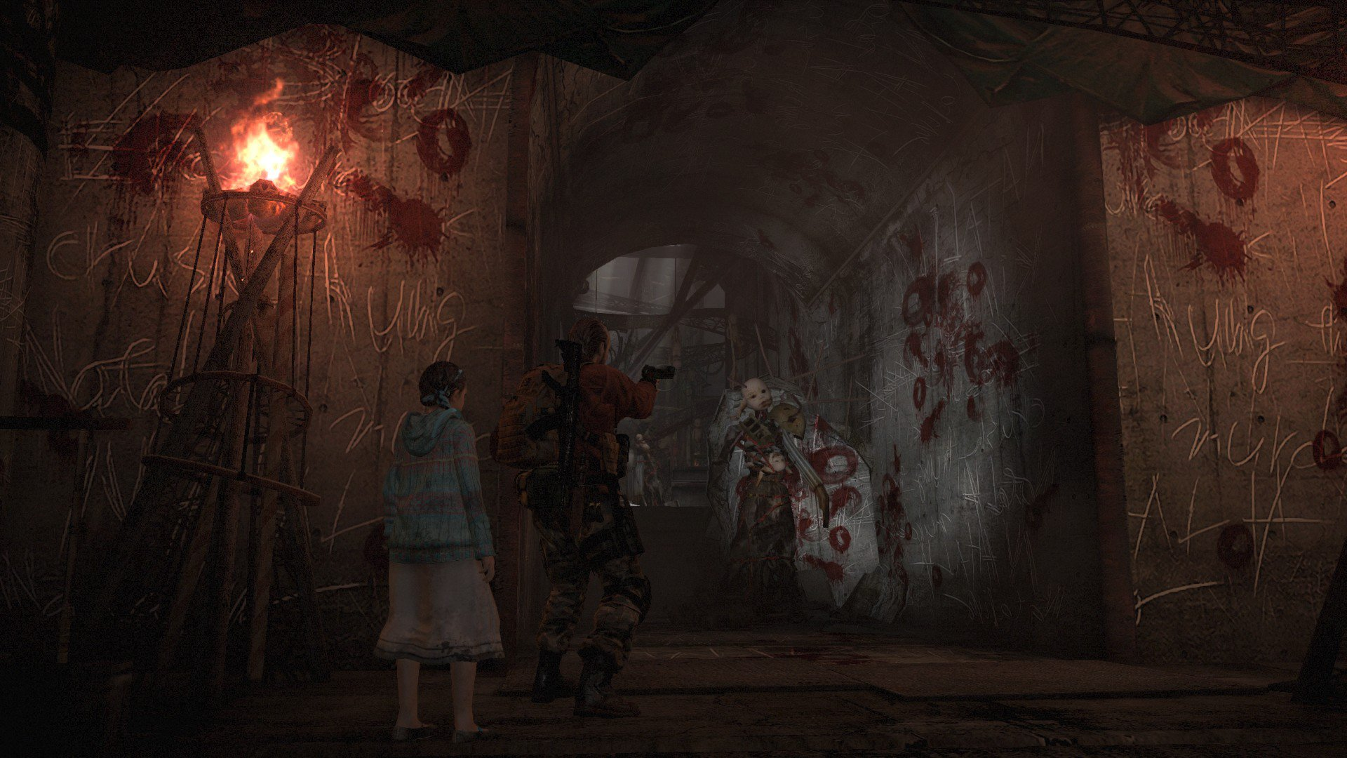 Resident Evil Revelations 2 Episode Two Contemplation 7