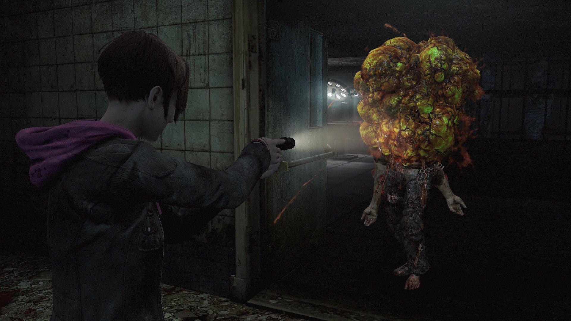 Resident Evil Revelations 2 Episode Two Contemplation 9