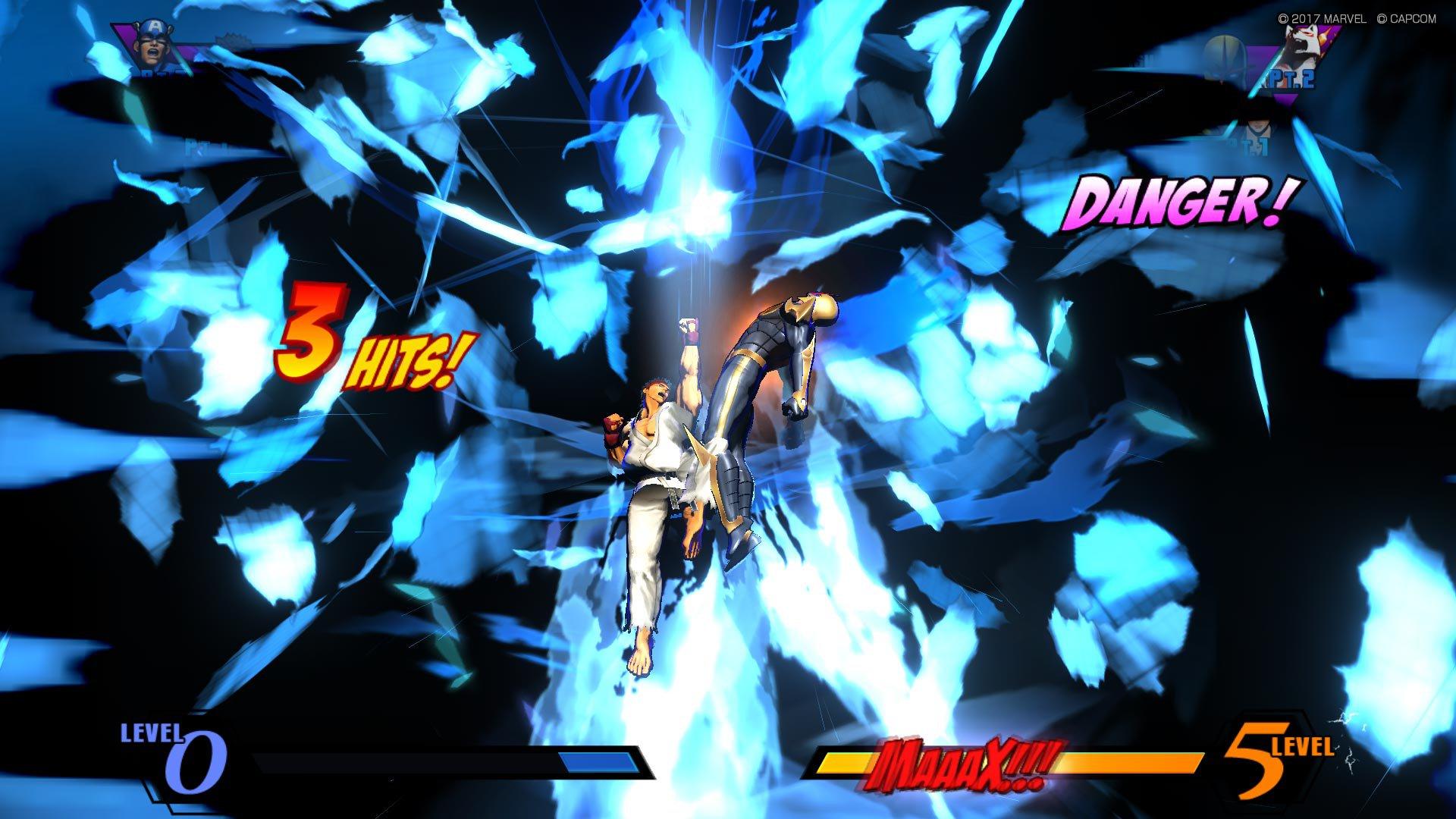 Ultimate Marvel vs Capcom 3 1