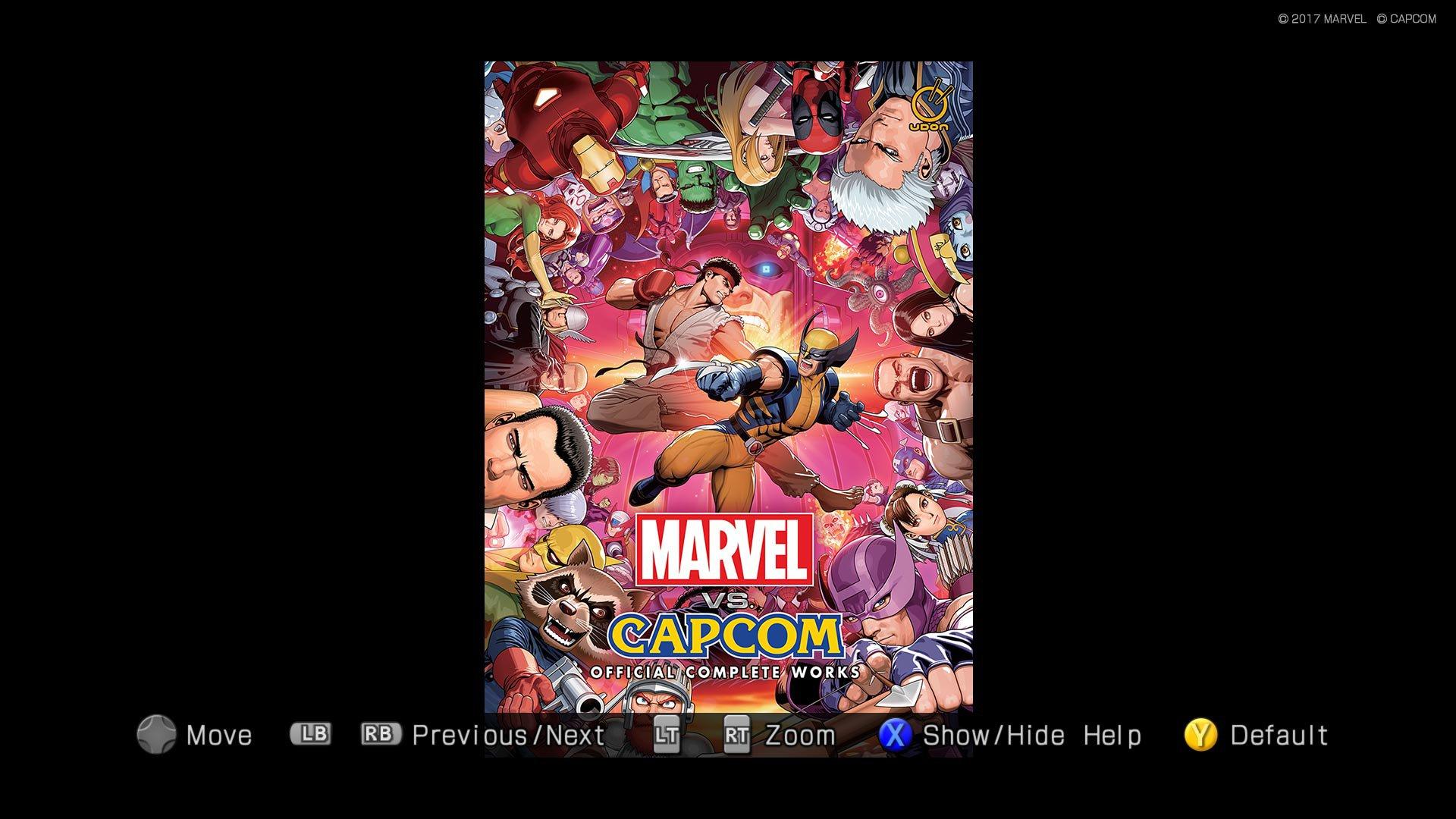 Ultimate Marvel vs Capcom 3 4