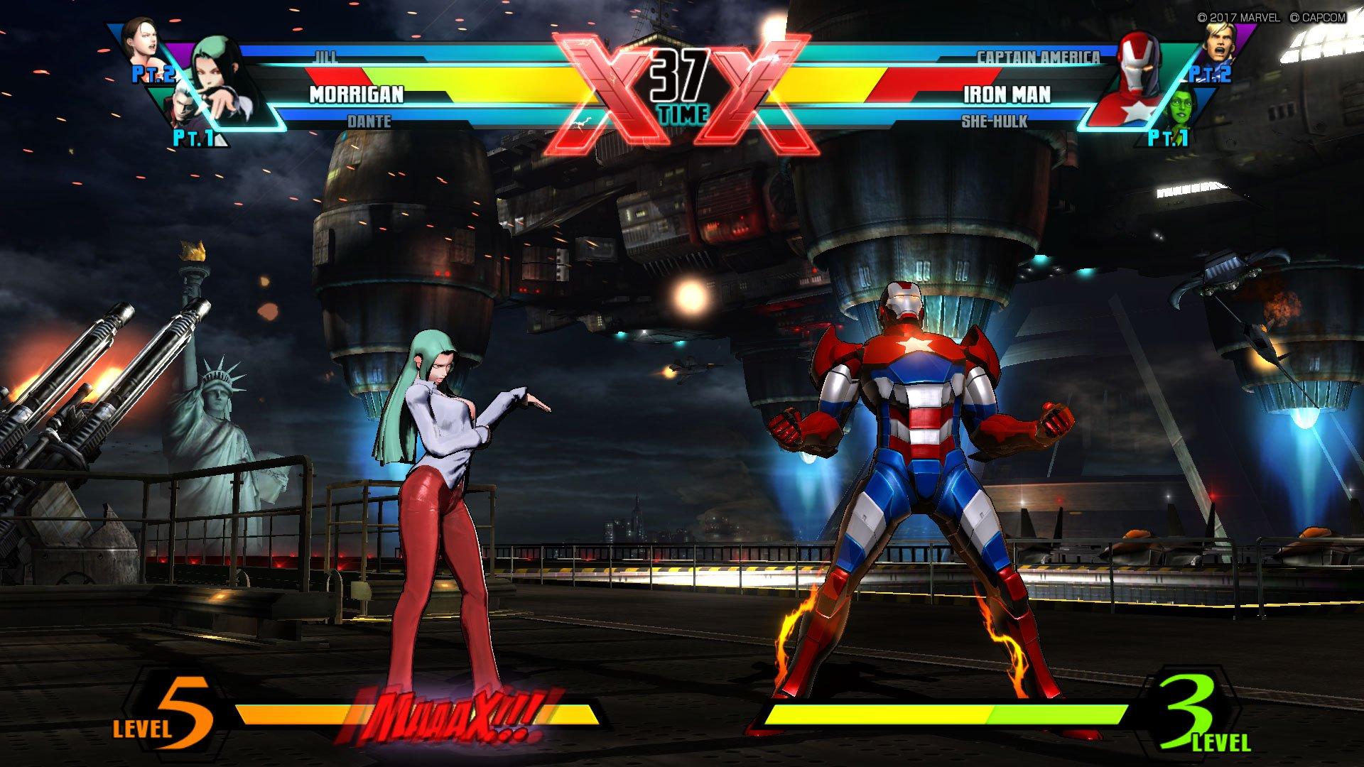 Ultimate Marvel vs Capcom 3 5