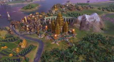Civilization VI Khmer and Indonesia Civilization & Scenario Pack 1