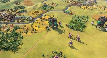 Civilization VI Khmer and Indonesia Civilization & Scenario Pack 3