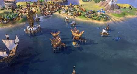 Civilization VI Khmer and Indonesia Civilization & Scenario Pack 4
