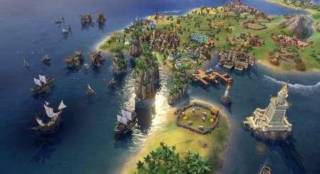 Civilization VI Khmer and Indonesia Civilization & Scenario Pack 6
