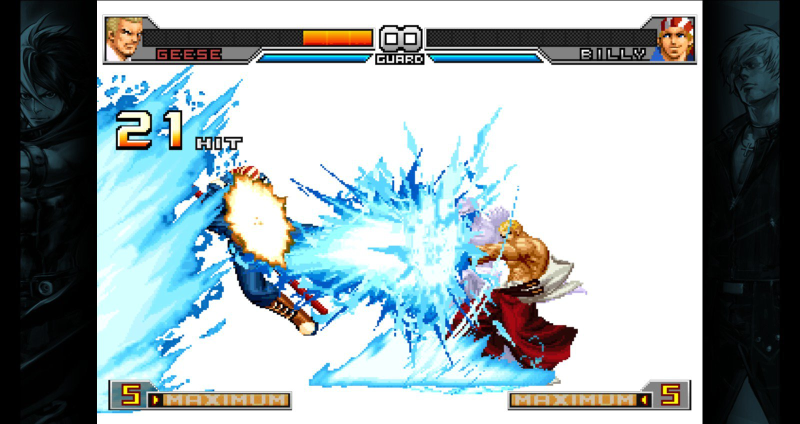 THE KING OF FIGHTERS 2002 UNLIMITED MATCH 2
