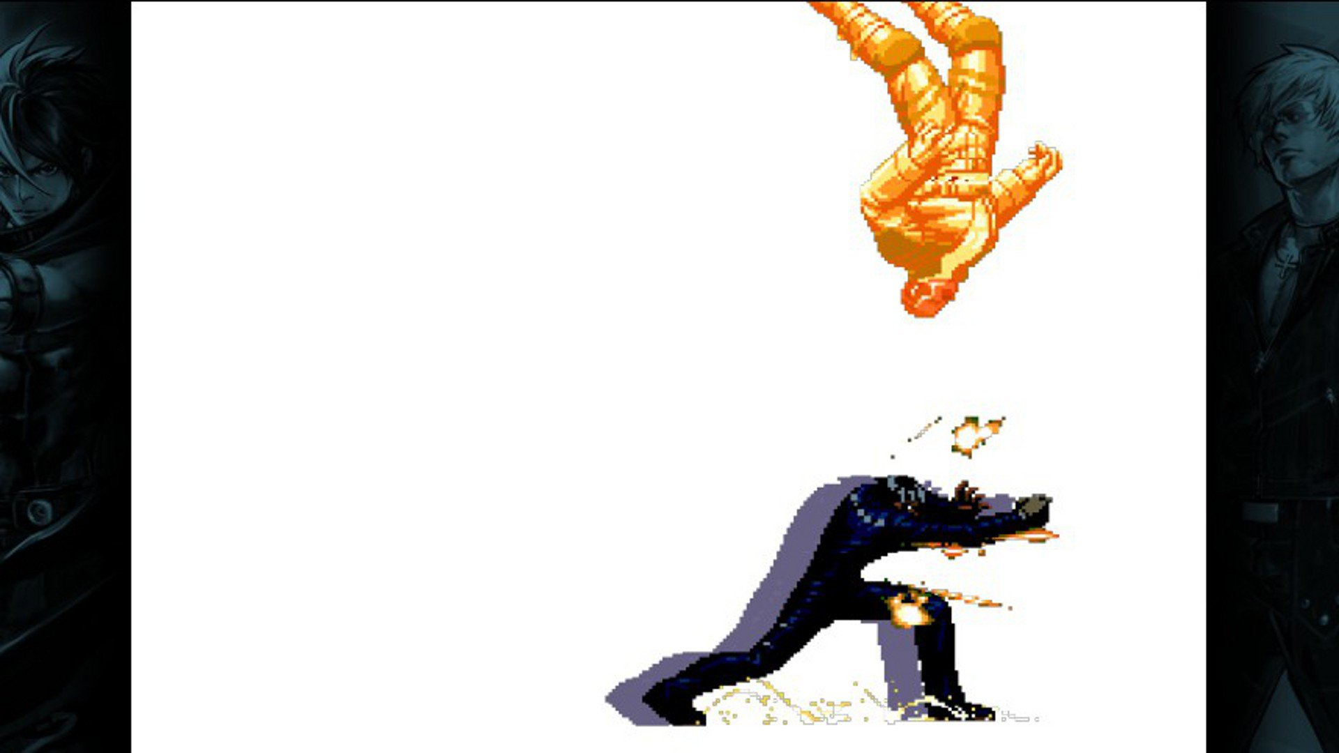 THE KING OF FIGHTERS 2002 UNLIMITED MATCH 4