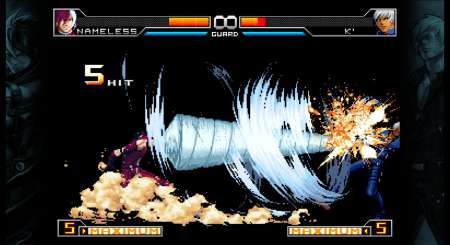 THE KING OF FIGHTERS 2002 UNLIMITED MATCH 1