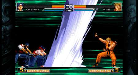 THE KING OF FIGHTERS 2002 UNLIMITED MATCH 3