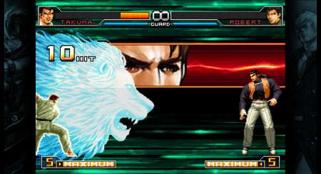 THE KING OF FIGHTERS 2002 UNLIMITED MATCH 5