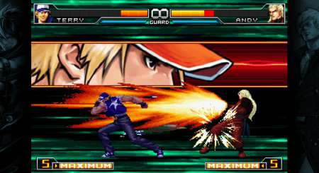 THE KING OF FIGHTERS 2002 UNLIMITED MATCH 7