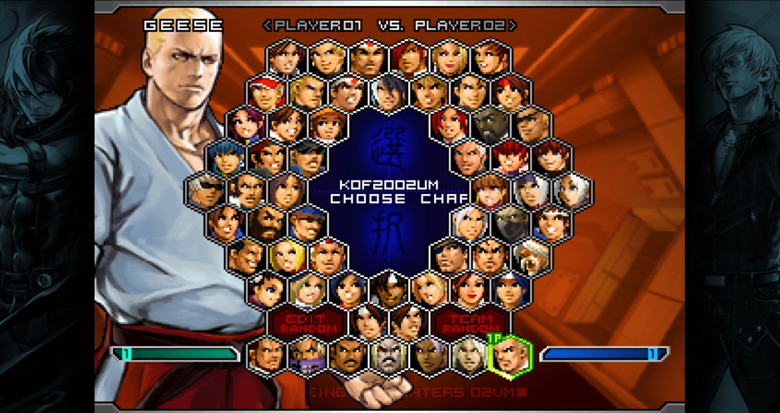 THE KING OF FIGHTERS 2002 UNLIMITED MATCH 6