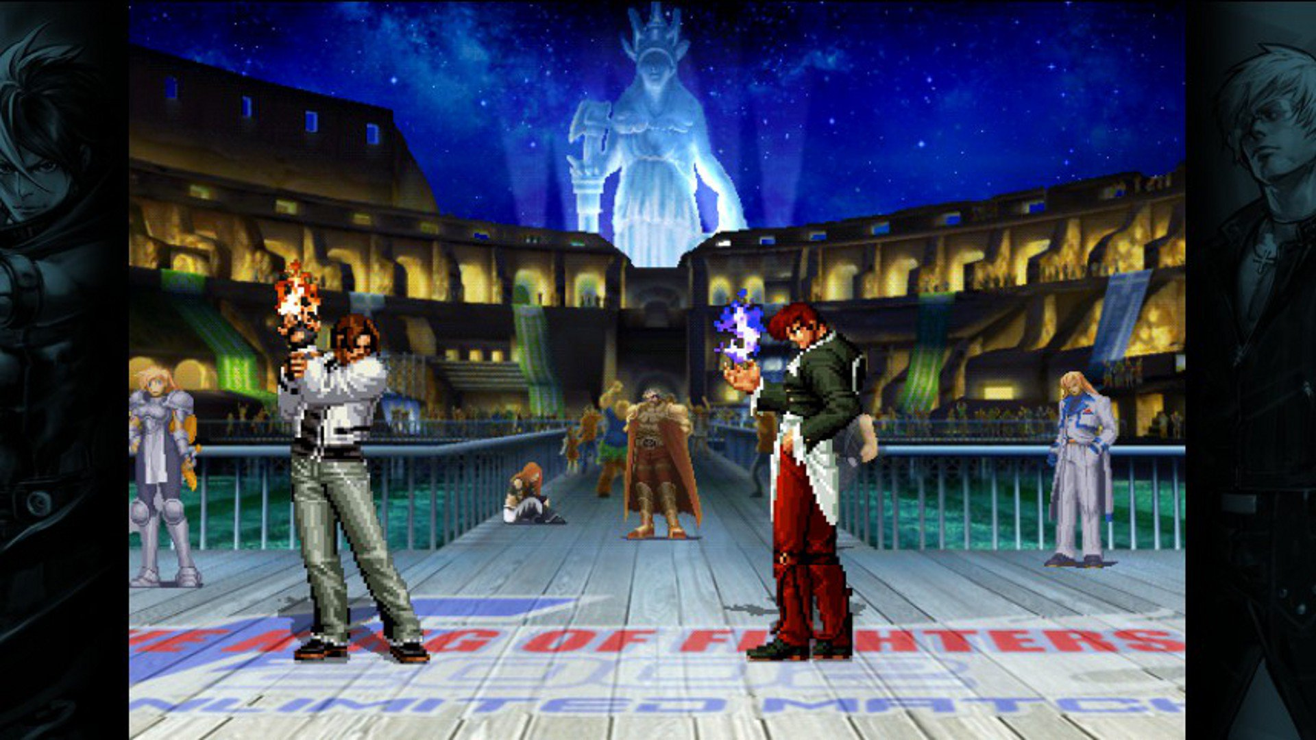 THE KING OF FIGHTERS 2002 UNLIMITED MATCH 8
