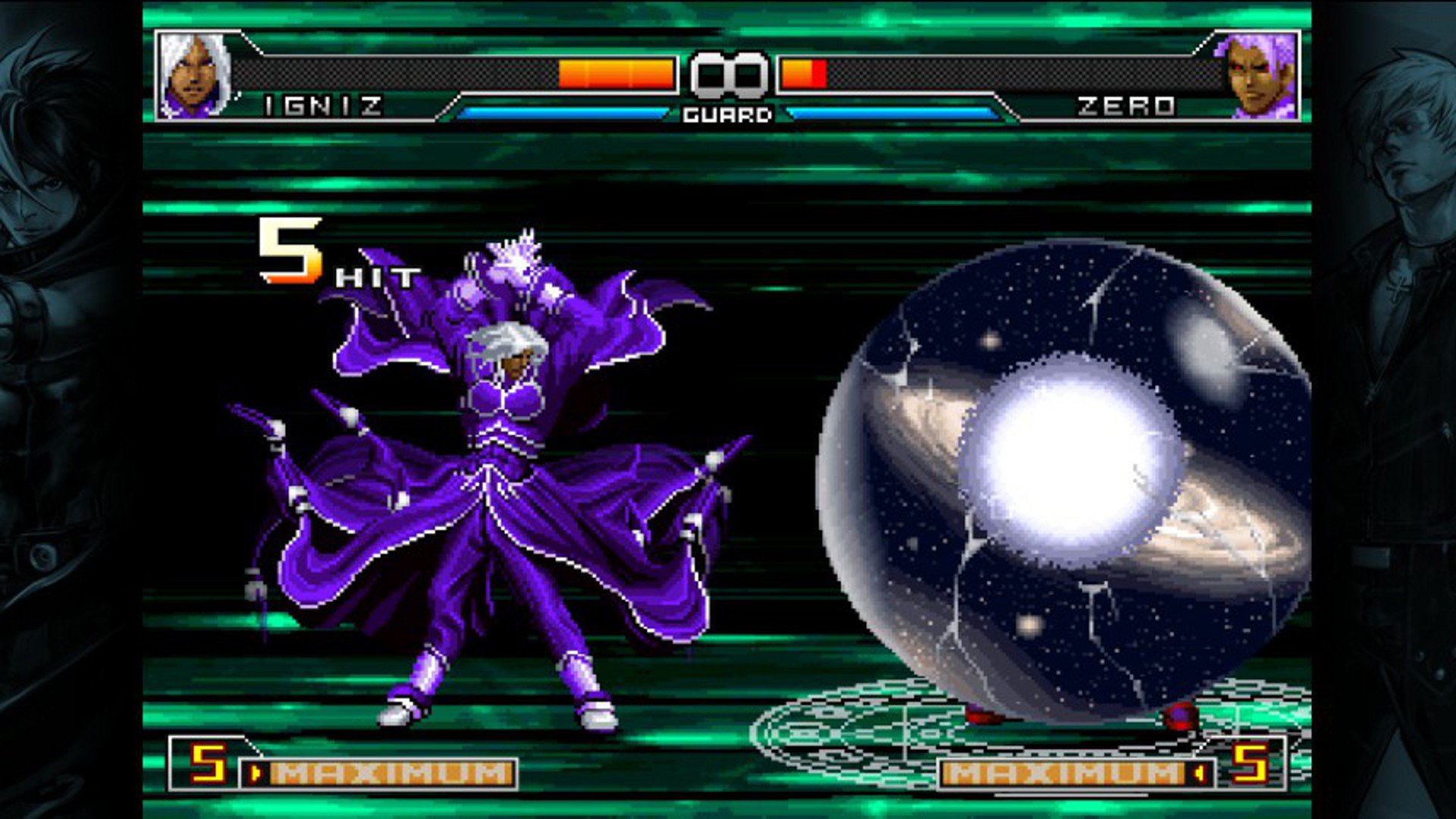 THE KING OF FIGHTERS 2002 UNLIMITED MATCH 9