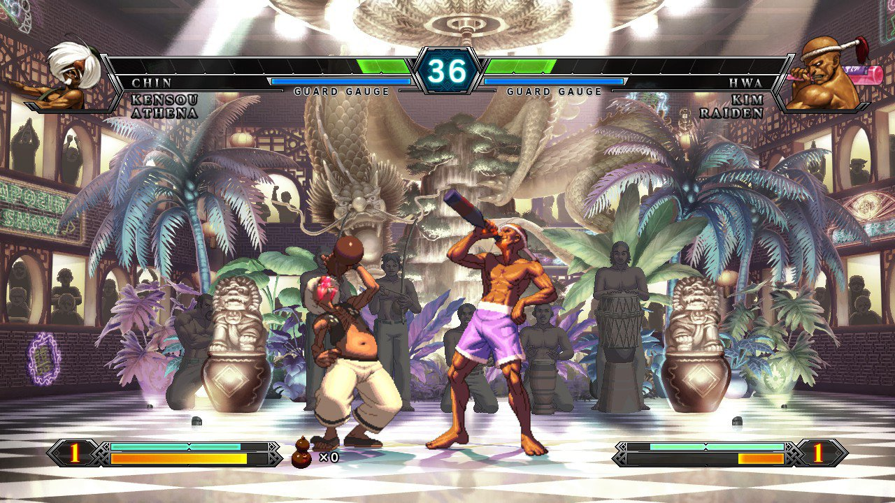 THE KING OF FIGHTERS XIII STEAM EDITION 10