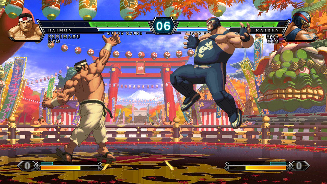 THE KING OF FIGHTERS XIII STEAM EDITION 11