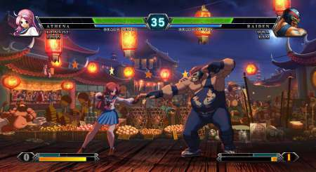 THE KING OF FIGHTERS XIII STEAM EDITION 12